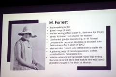 About Mabel Forrest