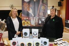 Linda Stanley & Vanessa Ilott - 'Herbuana Herbals'