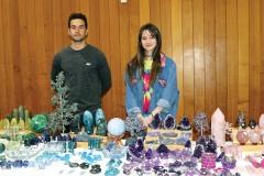 Andrew Abraham & Zandy Dickman - 'Crystal Expo'