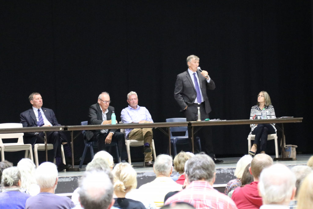 2020 Scenic Rim Mayoral Candidates