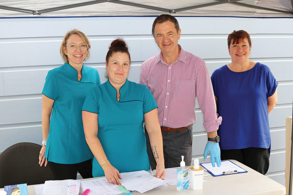 Flu Vax Clinic At Tamborine