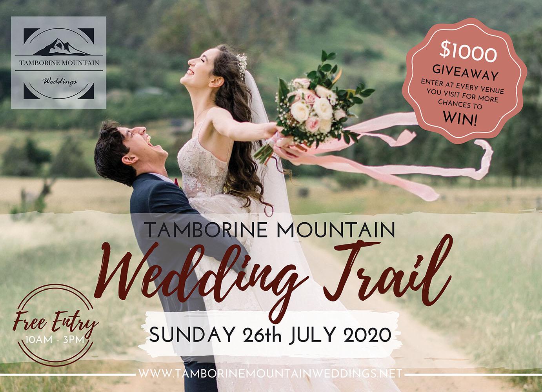 Tamborine Mountain Wedding Trail 26 July