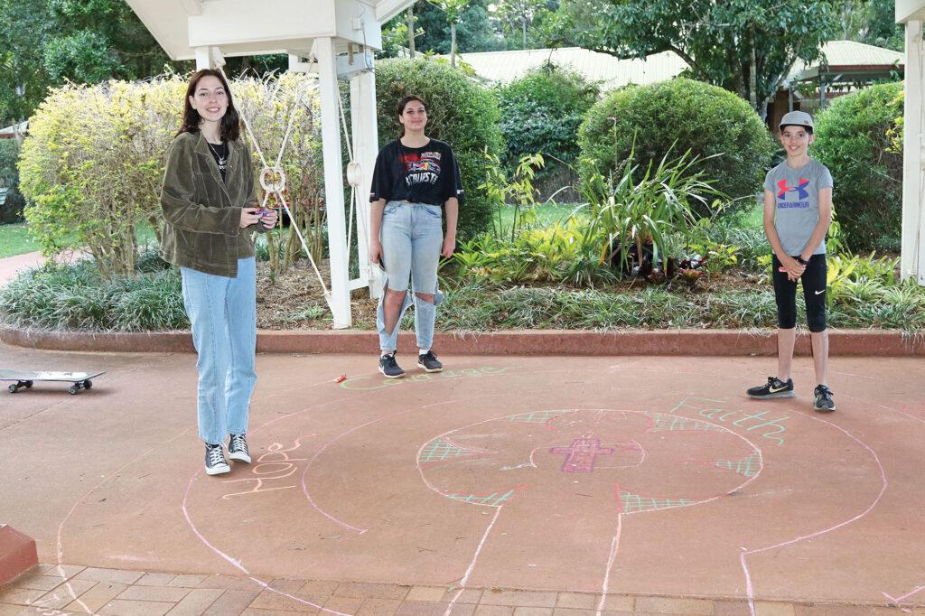 Prayer Labyrinth At St George's