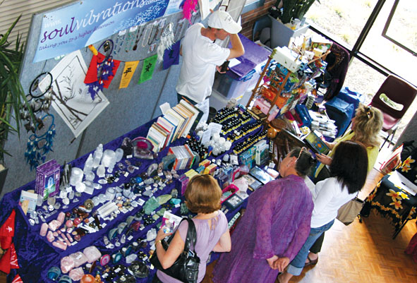 Wellbeing and Psychic Expo