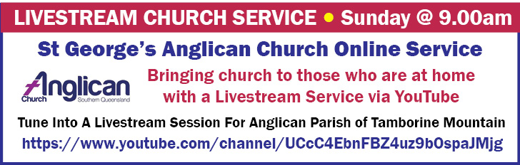 St George's Anglican Church - Streaming Service