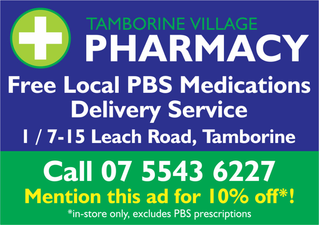 Village Pharmacy - 10% Off