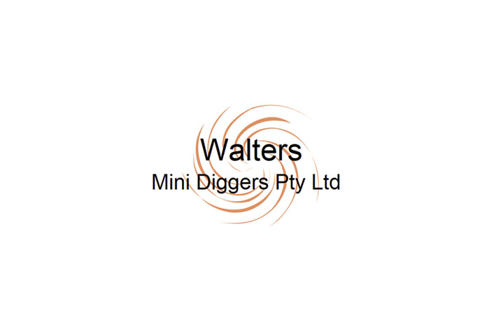 Walters Mini Diggers