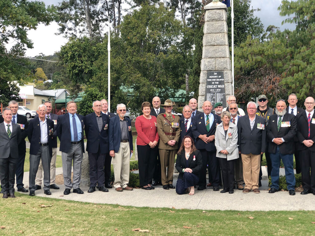 Canungra RSL - Veterans Day