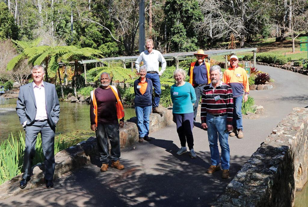 TM Botanic Gardens New Committee