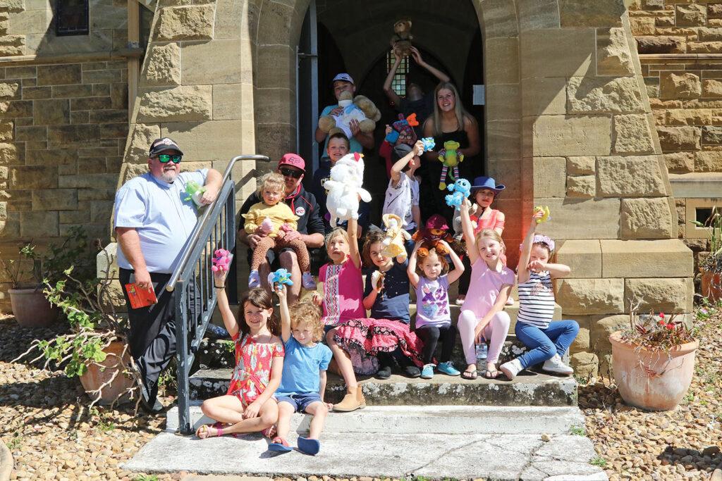 Teddy Bears Picnic At Mundoolun Church