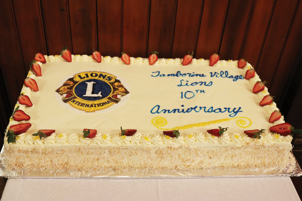 The 10th Anniversary Cake