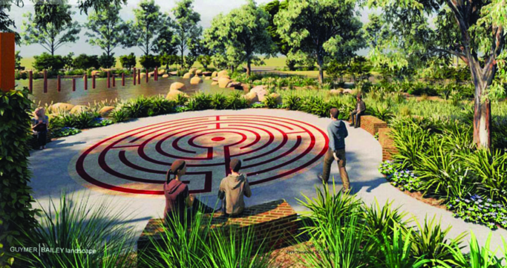 San Damiano - Labyrinth
