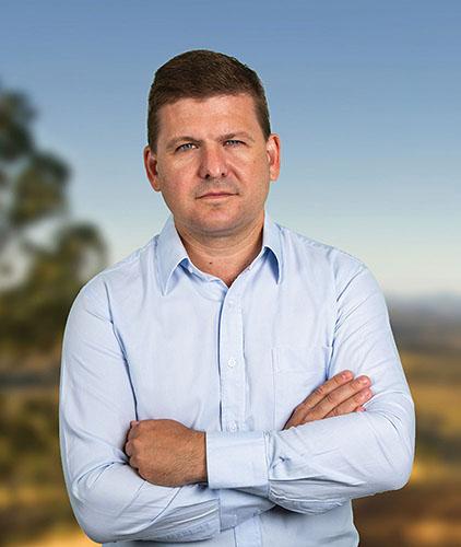 Jon Krause MP
