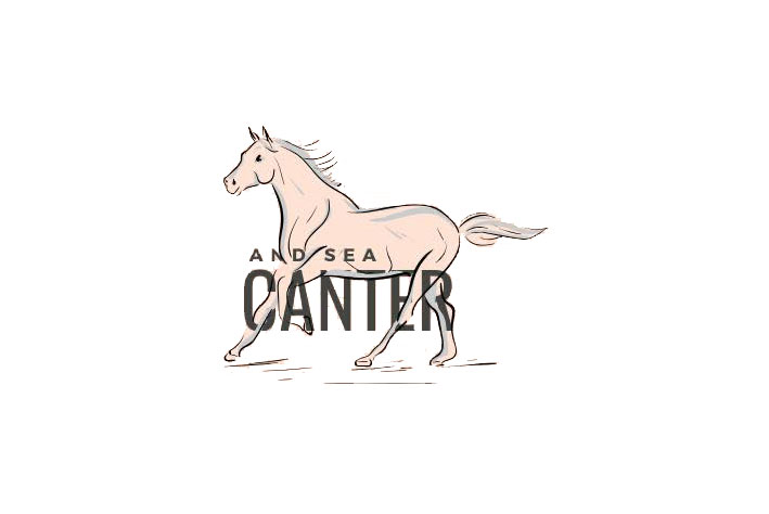 Canter And Sea