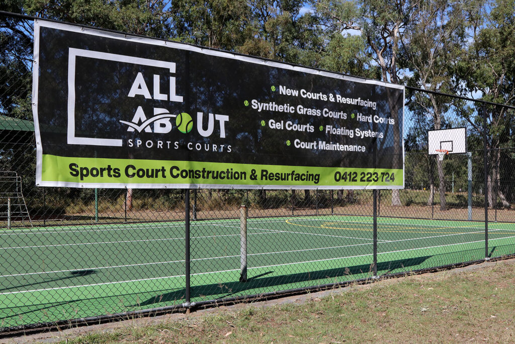 All About Sports Courts