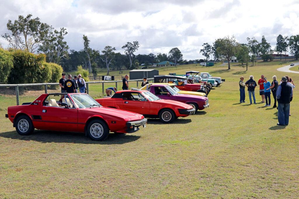 Tamborine Car Show