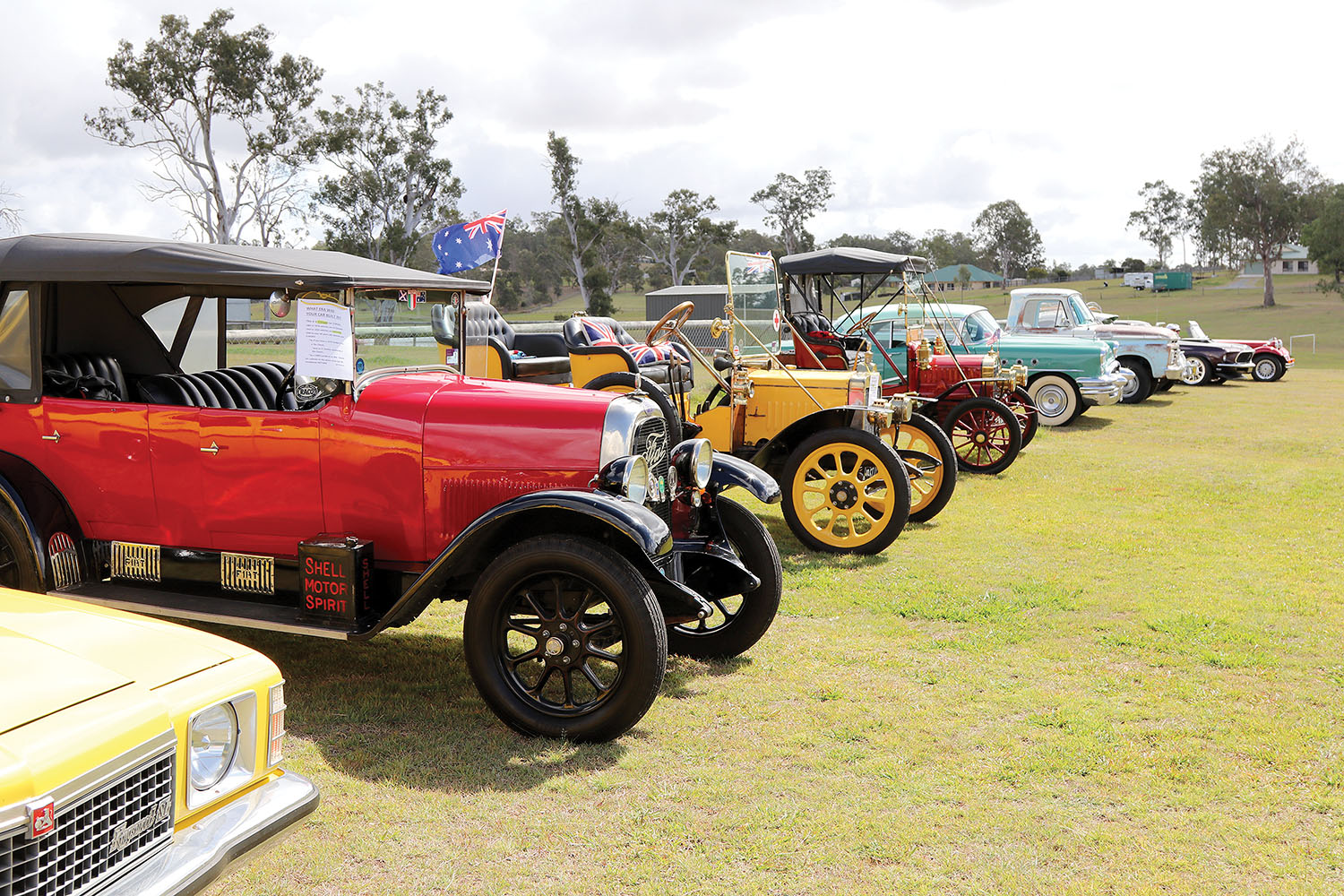 Historical and Vintage Vehicles
