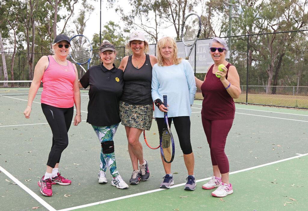 Tamborine Tennis CLub Ladies