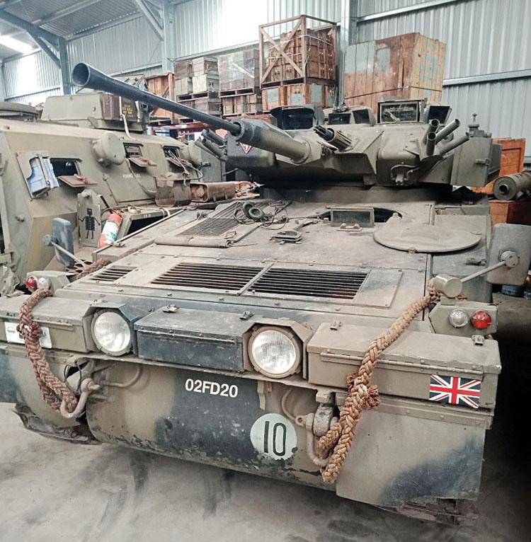 Tankride - Ex Military Tank