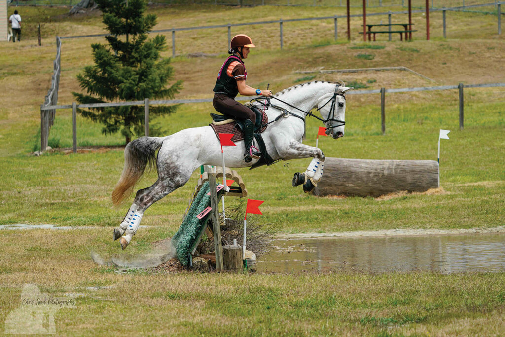 Amber Rooke on 1 Star - Cross Country