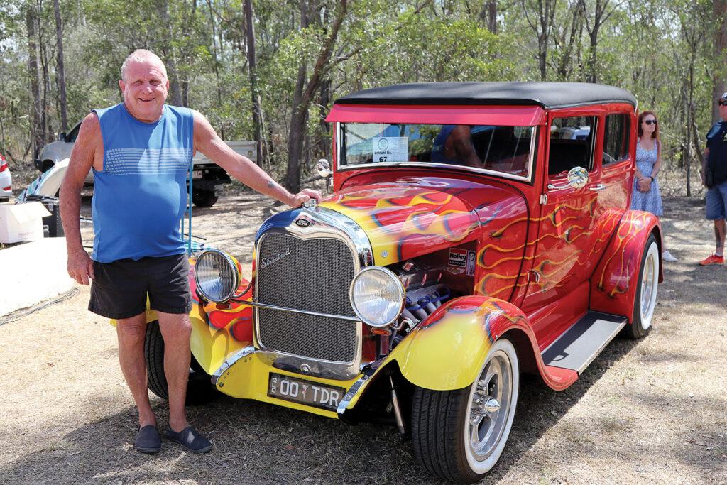 Geoff Mayne - 1928 Ford Model A