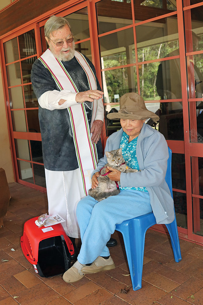 Pets Blessing Service