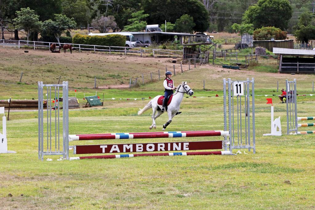 Tamborine Pony Club One Day Event