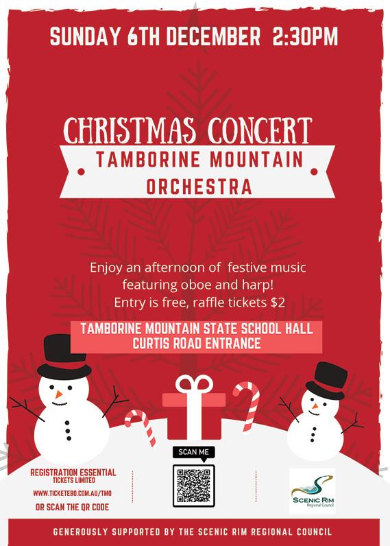 TMO Christmas Bazaar Concert 6 December 2020