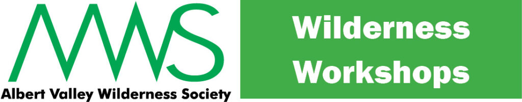 AVWS Wilderness Workshops