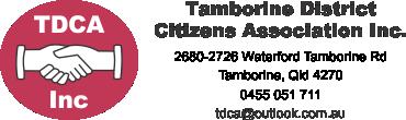 TDCA Logo Details