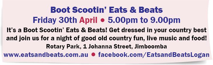 Boot Scootin' Eats & Beats