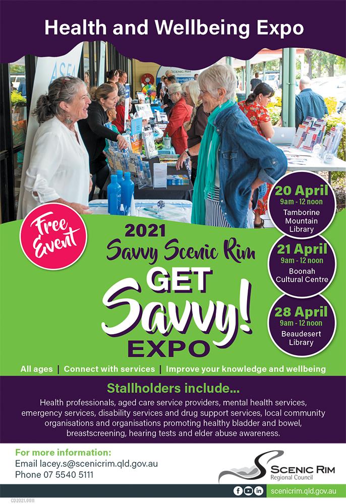 Get Savvy Expo