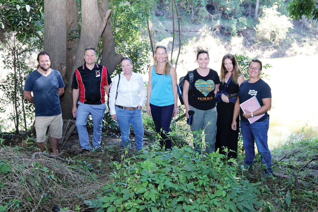 Cedar Creek SS River Project