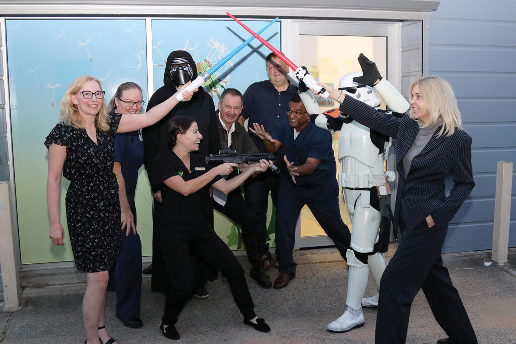 A Star Wars Welcome To Dr Liz