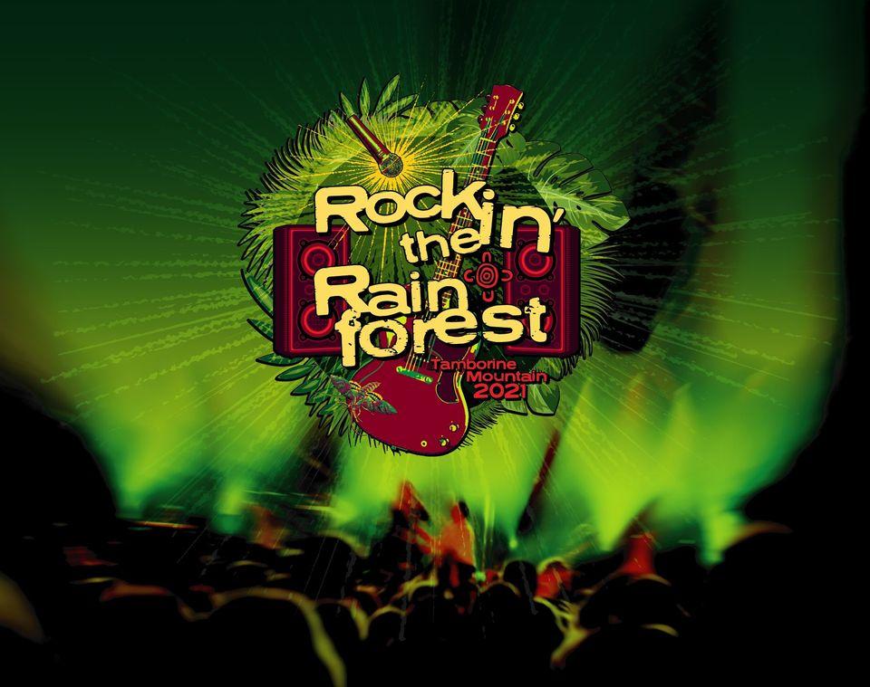 Rockin' the Rainforest
