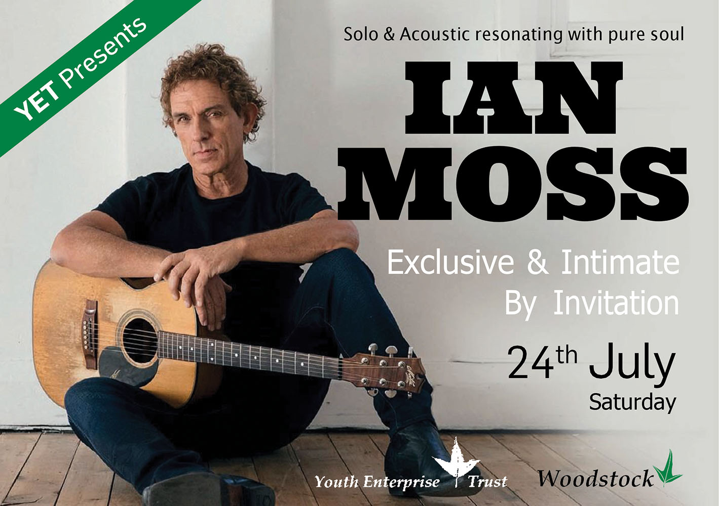 Ian Moss To Play Woodstock