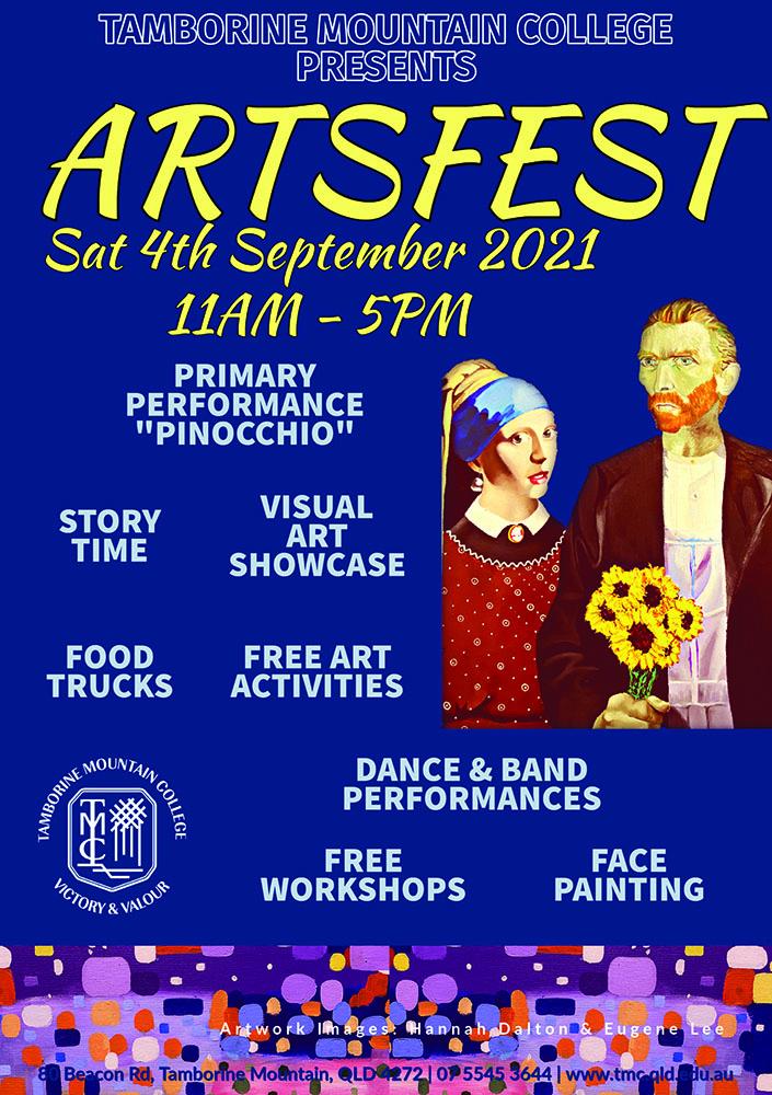 Tamborine Mountain College Artsfest