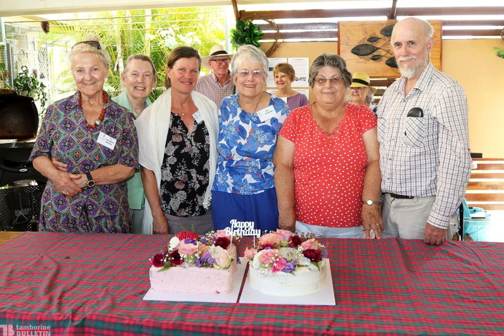 TSGS Celebrate 20 Years