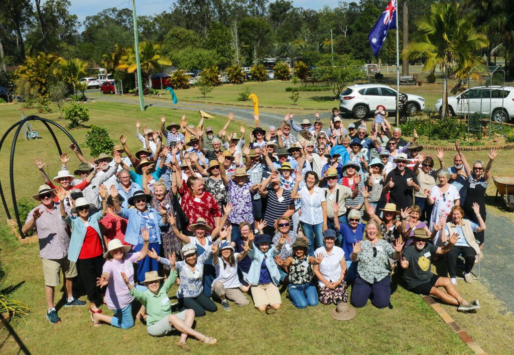 Tamborine Sustainable Gardeners Celebrate Their 20th Birthday
